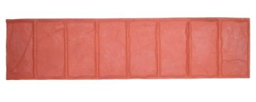 Cut Stone Brick Soldier Border Rigid